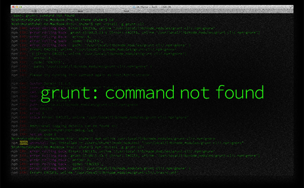 grunt_command_not_found