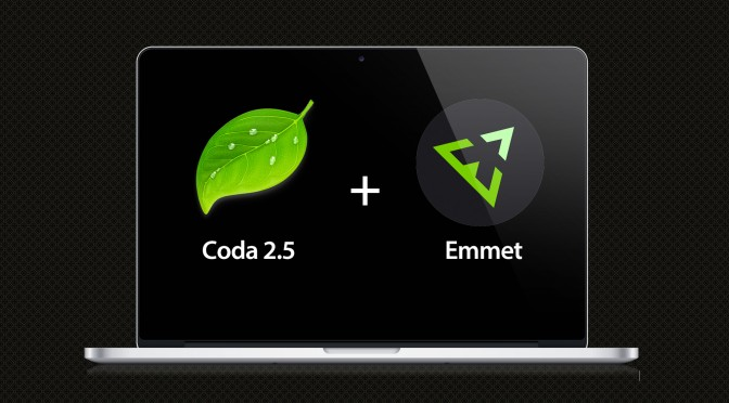 【Coda2 Advent Calendar 2014】Coda + Emmetプラグイン復活!!